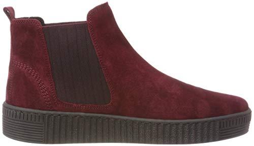 15 Para Shoes Gabor Botas Rojo Slouch natur Mujer Jollys camino dIdz1qw
