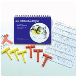 Jaw Rehabilitation Program Kit - Model 920370 by Speech Pathology Associates, LLC
