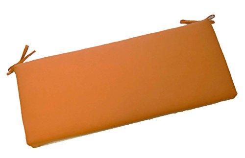 Indoor / Outdoor Solid Elegant Harvest Orange 2