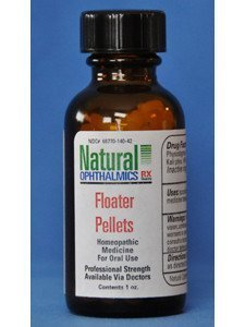 Natural Ophthalmics, Inc Floater Pellets 1 oz by Natural Ophthalmics (Floater Pellets)