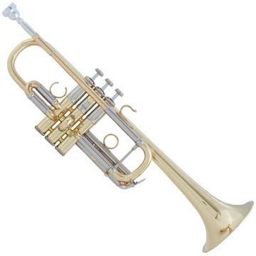 Bach AC190 Stradivarius Artisan Series C Trumpet AC190 Lacquer