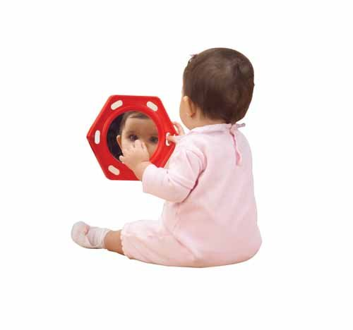 Baby Mirror by Constructive Playthings (Image #1)