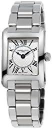 Frederique Constant Carree Silver Dial Ladies Watch