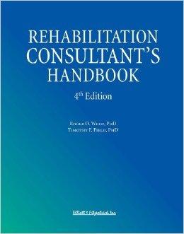 Rehabilitation Consultant's Handbook