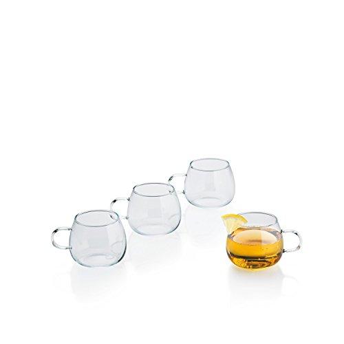 Bowleglas Ciato Glas 4Stk 7cm 8,5cmØ 0,25l - (A-I-D: 115526-102089-10757)