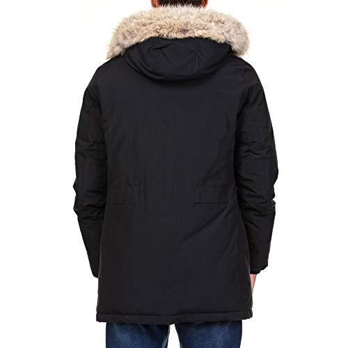 Woolrich Wocps2737 In parka Polar D'oca Black Piuma q4rwqC