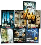 Shadow Children Complete Set, Books 1-7: Among the Hidden, Among the Impostors, Among the Betrayed, Among the Barons, Among the Brave, Among the Enemy, and Among the Free