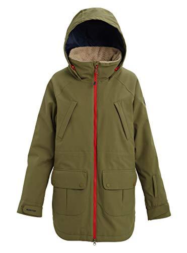 - Burton Women's Women's Prowess Jacket, Martini Olive, Small