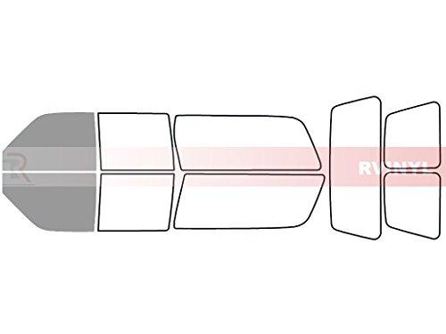 Rtint Window Tint Kit for GMC Suburban 1992-1999 - Front Kit - 50%