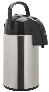 Zojirushi AAWE30-SB Supreme 3-Liter Airpot, Brushed Stainless Steel (B00004S56T)   Amazon Products