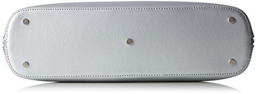 Picard Berlin, Borsa a Mano Donna, 10x27x37 Centimeters (B x H x T) Argento (Silber)