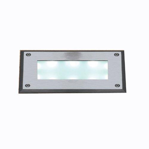 (Eurofase 19248-011 12-Light in-Floor 0.72W Led Floor Light)