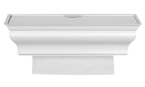 wall mount paper dispenser - 6