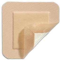 Mepilex Border Lite Silicone Foam Dressing 3'' x 3'' - Box of 5