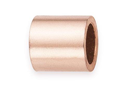 100 Pieces 14Kt Rose Gold Filled Crimp Beads 2x2 mm 14kt Gold Filled Connector