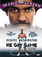 HE GOT GAME (DVD WS) HE GOT GAME (DVD WS)