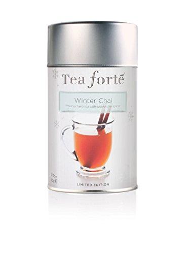 Tea forté Winter Chai Loose, 1er Pack (1 x 90 g)