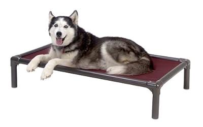 Kuranda Dog Bed - Chewproof - Walnut PVC - Indoor Bed - Cordura Fabric