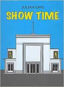 Julian Opie: Show Time- CAC Málaga, Centro de Arte Contemporáneo de