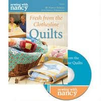 Clothesline Quilts (Sewing with Nancy: Fresh from the Clothesline Quilts)
