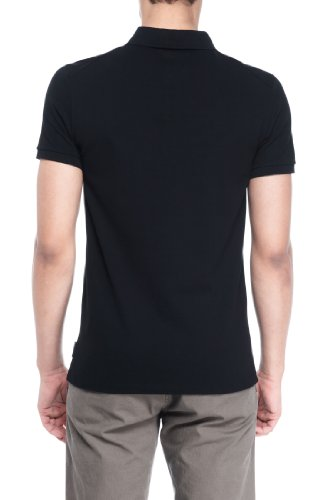 Armani Exchange Mens Classic Pique Polo