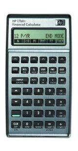 HP 17 BII+ Calcolatrice Hewlett Packard F2234A