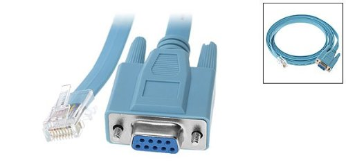 Sourcingmap 174 Rs232 Db9 Male Connector To Rj45 Ethernet