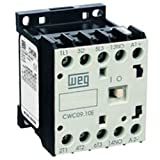 Contactor, Mini, 12A, 3-Pole, 24VDC coil, 1-NC Contact