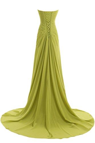 Missdressy - Vestido - trapecio - para mujer rosa 36