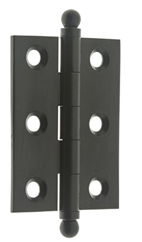 Hinges Butt Extruded - idh by St. Simons 82015-019 Professional Grade Quality Solid Brass 2