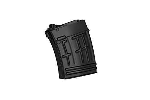 WE Tech 20rd SVD Gas Blowback Rifle GBBR Airsoft Magazine
