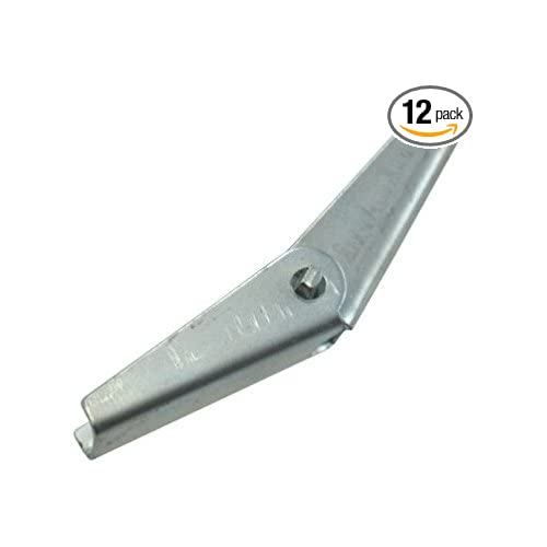 Pack of 12 1//2-13 Zinc Plated Toggle Wings