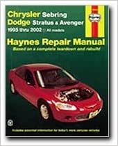 Haynes 25040 chrysler sebring 95 02 0038345250408 amazon books flip to back flip to front fandeluxe Image collections