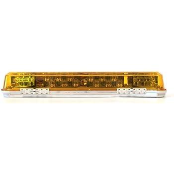 Amazon whelen mc11pa light bar automotive whelen engineering century series super led mini lightbar 16 permanent mount amber aloadofball Images