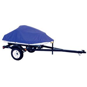 Dallas Manufacturing Co. Polyester Personal Watercraft Cover E, Fits 3 Seater Model Up To 124