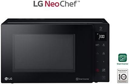 LG Horno Microondas + Grill mh7235gps Capacidad de 32L 1350 W ...