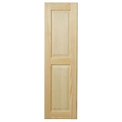 Universal Ironing Center Color (Door Style): Raised Pine Panel, Door Hinge: Right