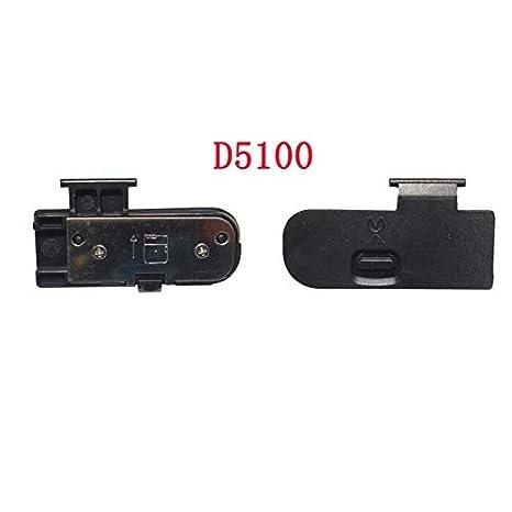 Tapa para Puerta de batería para cámara Nikon D3000 D3100 D3200 ...