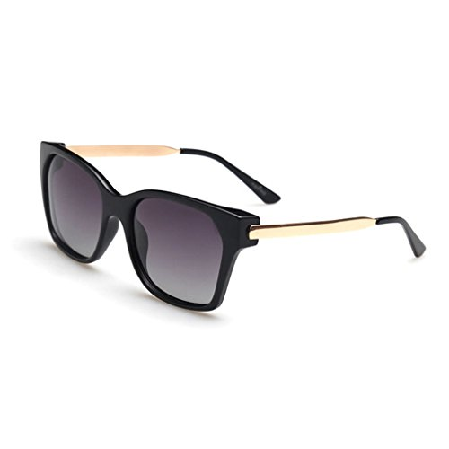 Tansle Classic Polarized Wayfarer Sunglasses 80's Vintage Style - Sunglasses By Hart Corey