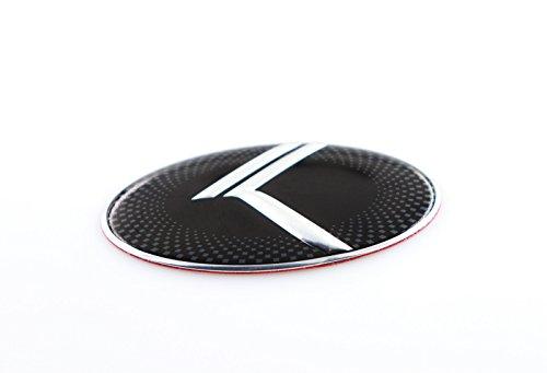 NEW VINTAGE K Steering Wheel Emblem Badge Overlay FOR KIA MODELS ()