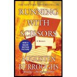 img - for Running With Scissors (02) by Burroughs, Augusten [Mass Market Paperback (2006)] book / textbook / text book