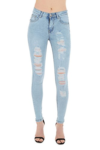 Donna Finish Blue Hoxton Jeans Sour Real Scotish vUwZSqnCx
