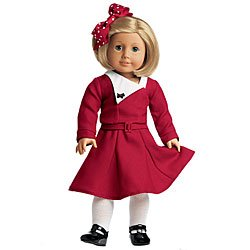American Girl Kit - Kit's Holiday Outfit