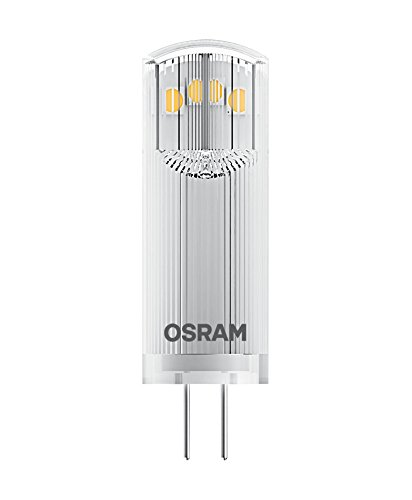Osram ST Pin / LED - Lampe, G4, 1, 80 W, Ersatz für 20-W-Glühbirne, Warm White, 4000 K, 1er-Pack