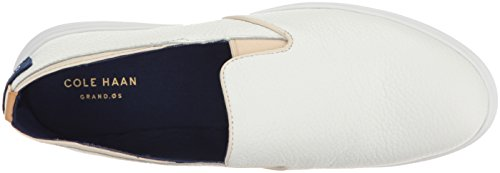 Cole Haan Ella Grand 2gore Slip-loafer Optisch Wit