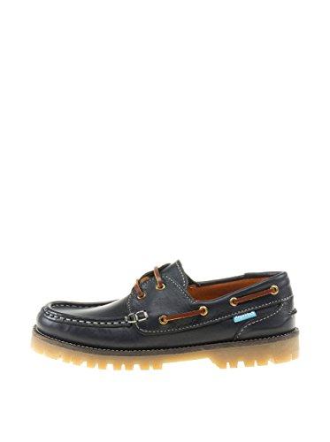 LetS Grow Unisex-Kinder Cordones Bootsportschuhe Marino