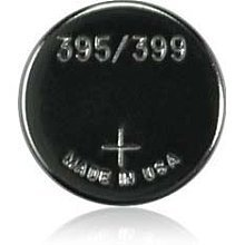 Enercell® 1.55V55/mAh Silver-Oxide 399 Button Cell Battery