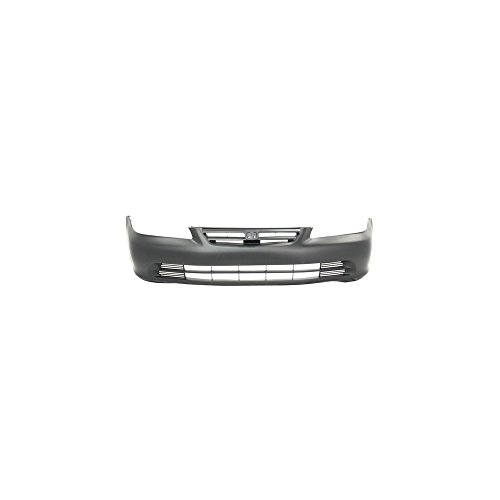 Front BUMPER COVER Primed for 2001-2002 Honda Accord ()