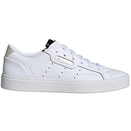 White Scarpe Sleek Donna Bianco Da crystal E Sneakers Rosa Adidas White xOdvIv4