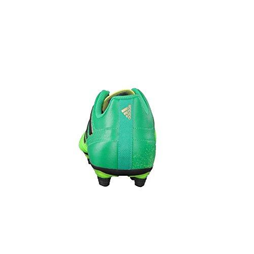 Adidas Ace 17.4 Fxg, pour les Chaussures de Formation de Football Homme, Vert (Versol/Negbas/Verbas), 42 EU